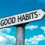 Good habits can transform your career and sales.
