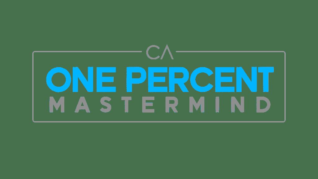 1% Mastermind logo number 1
